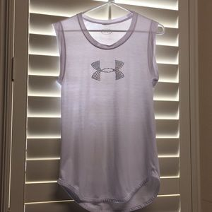 Under Armor cool and comfortable feel tank